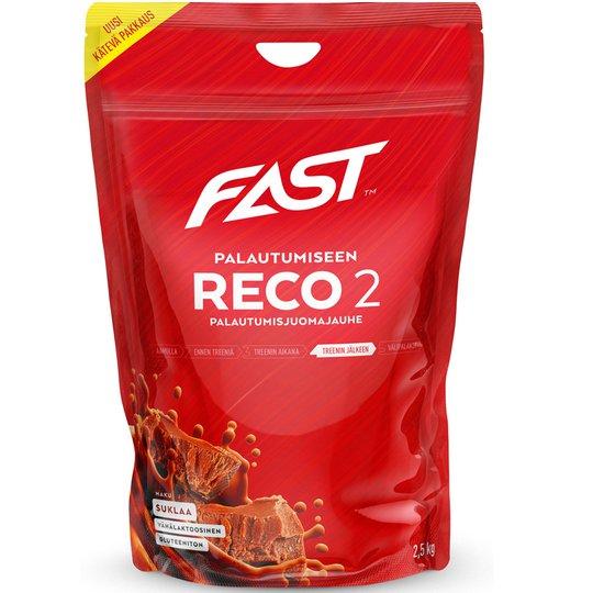 Palautumisjuomajauhe Suklaa 2,5kg - 73% alennus