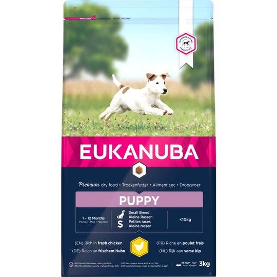 Eukanuba Puppy Small Breed (3 kg)