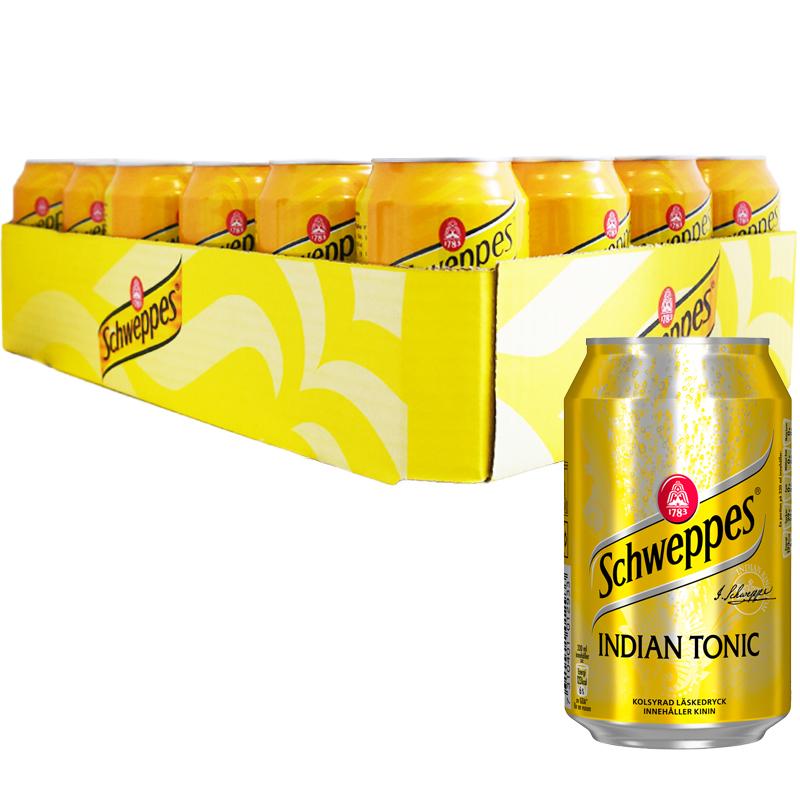 Tonic Water 24-pack - 25% rabatt