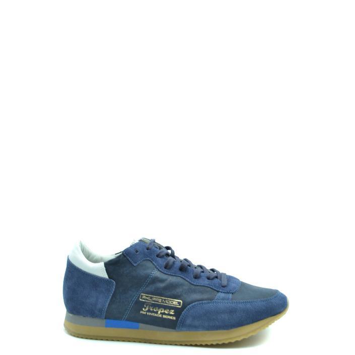 Philippe Model - Philippe Model Men Sneakers - blue 40