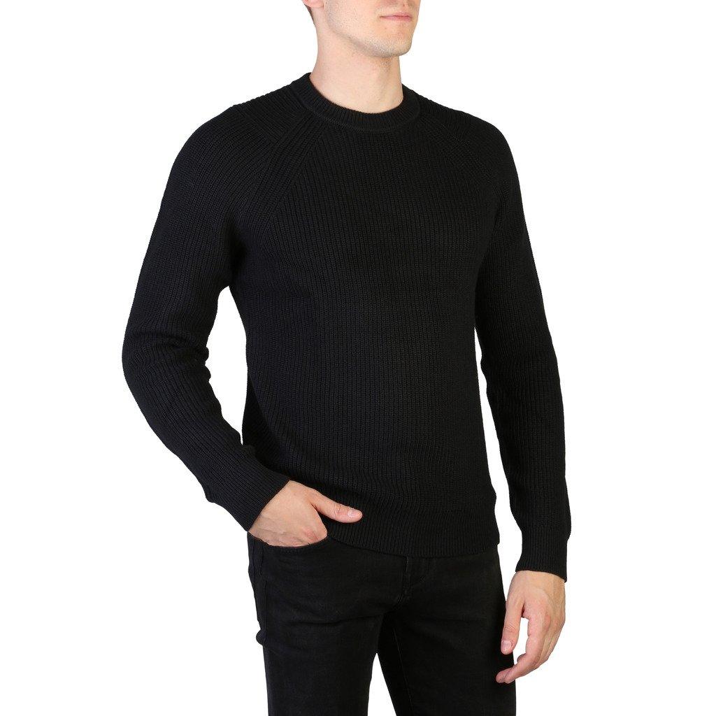 Calvin Klein Men's Sweater Black J30J305479 - black XL