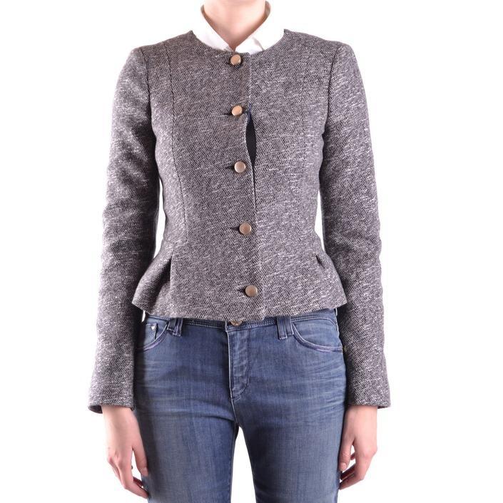 Armani Jeans Women's Blazer Grey 160779 - grey 42