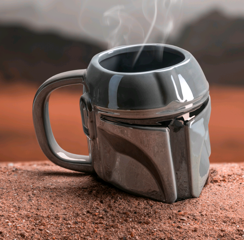 Star Wars - The Mandalorian Shaped Mug (PP7343MAN)