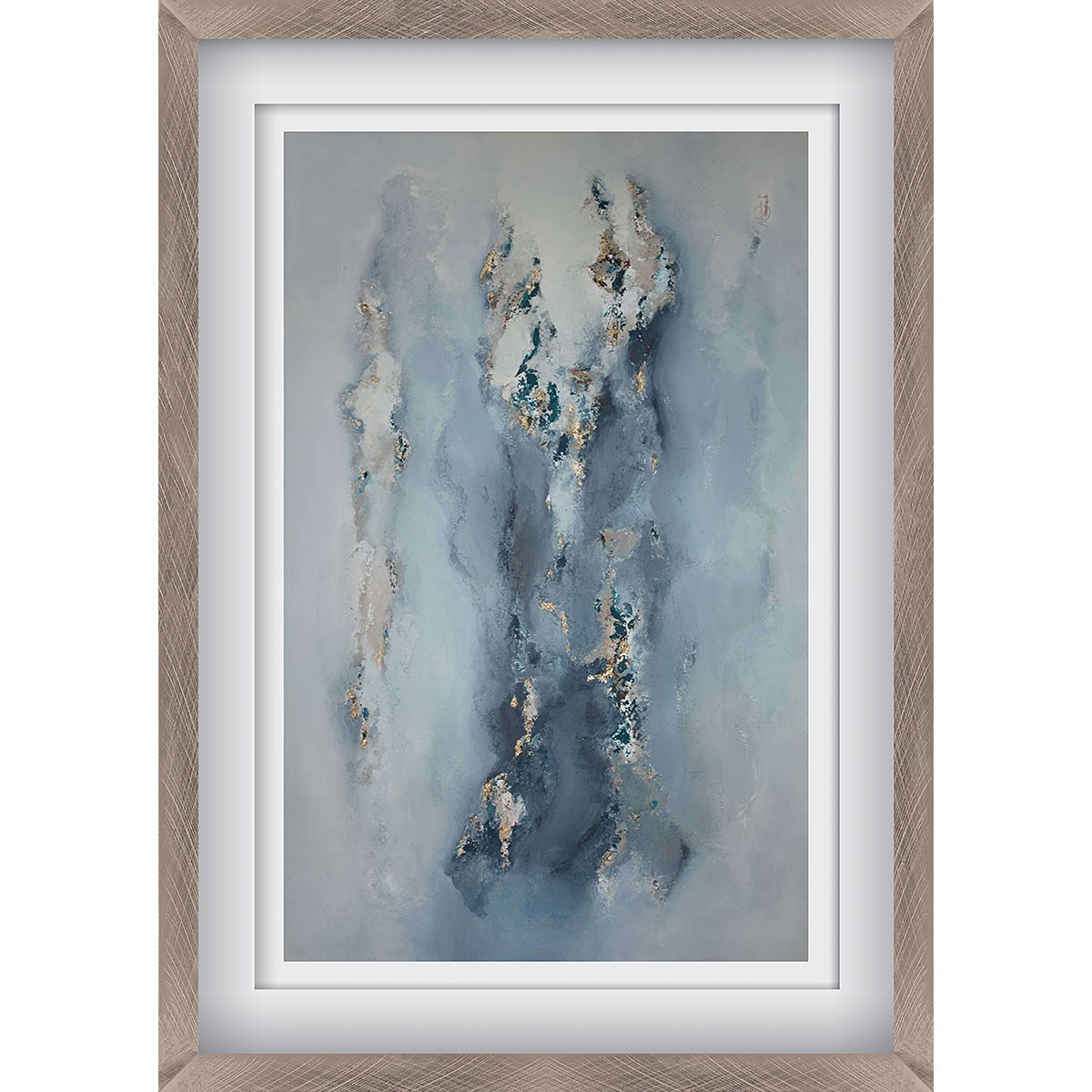 Calming Storm Pewter - X-Large