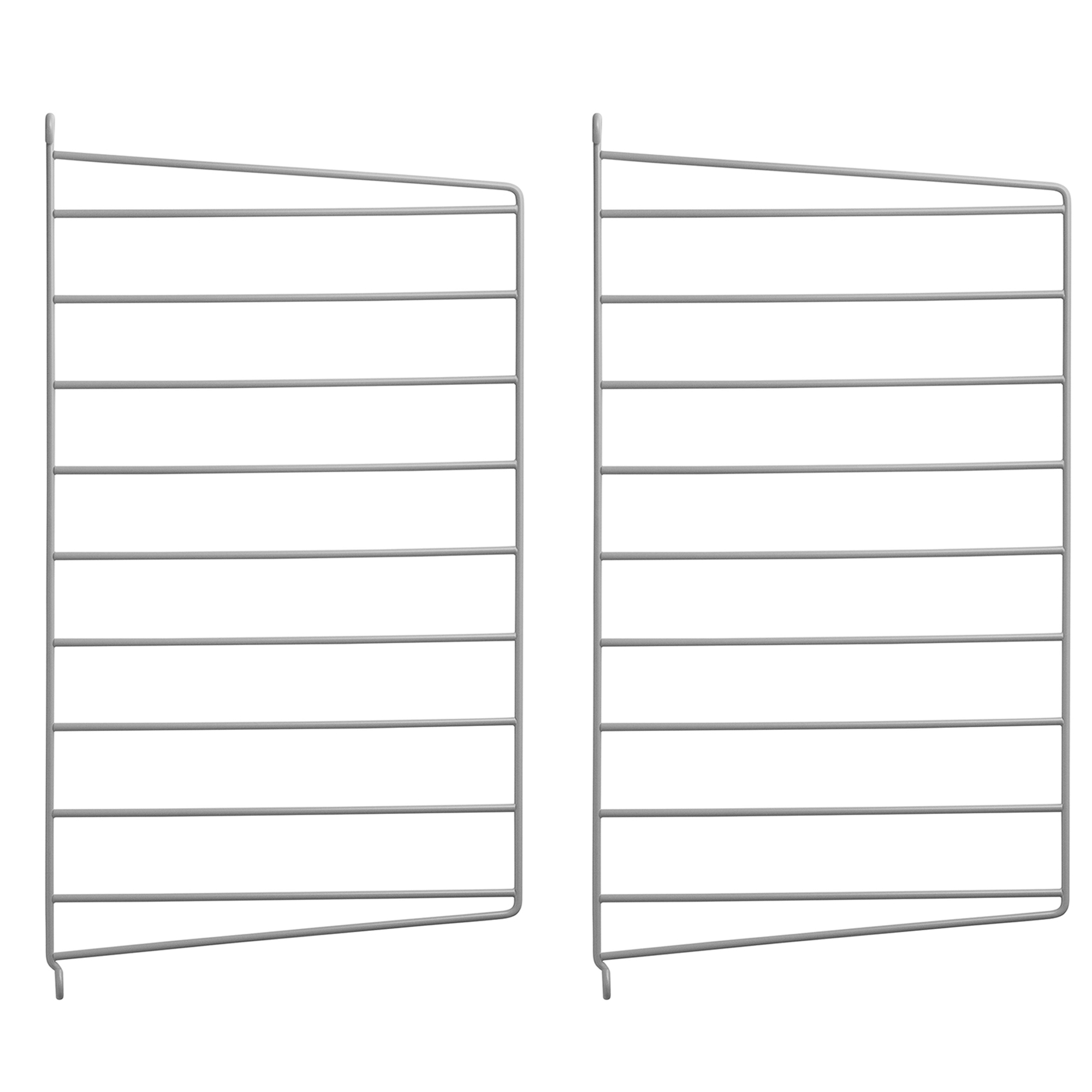 String Väggavel 50x30 2-p grå