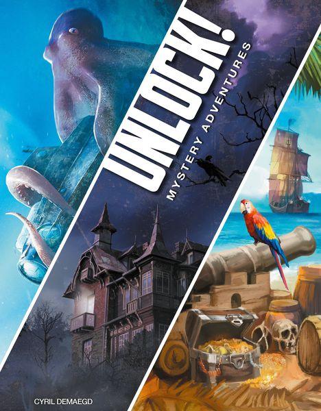 Unlock! 2 - Mystery Adventures (English) (AMDUNLOCK02)