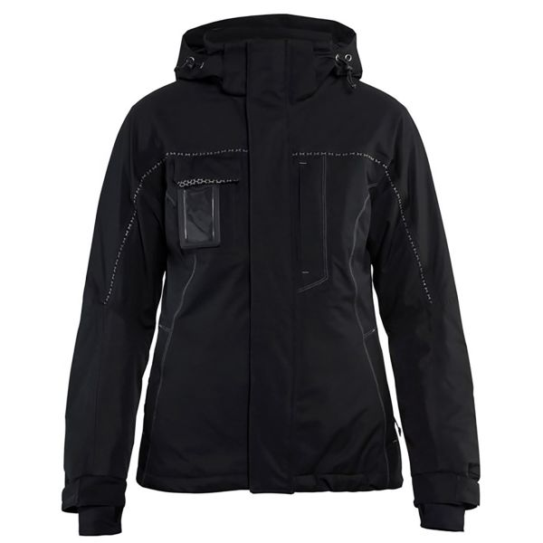 Blåkläder 497119879900M Jacka antracit, grå/vit, stickad Stl XL