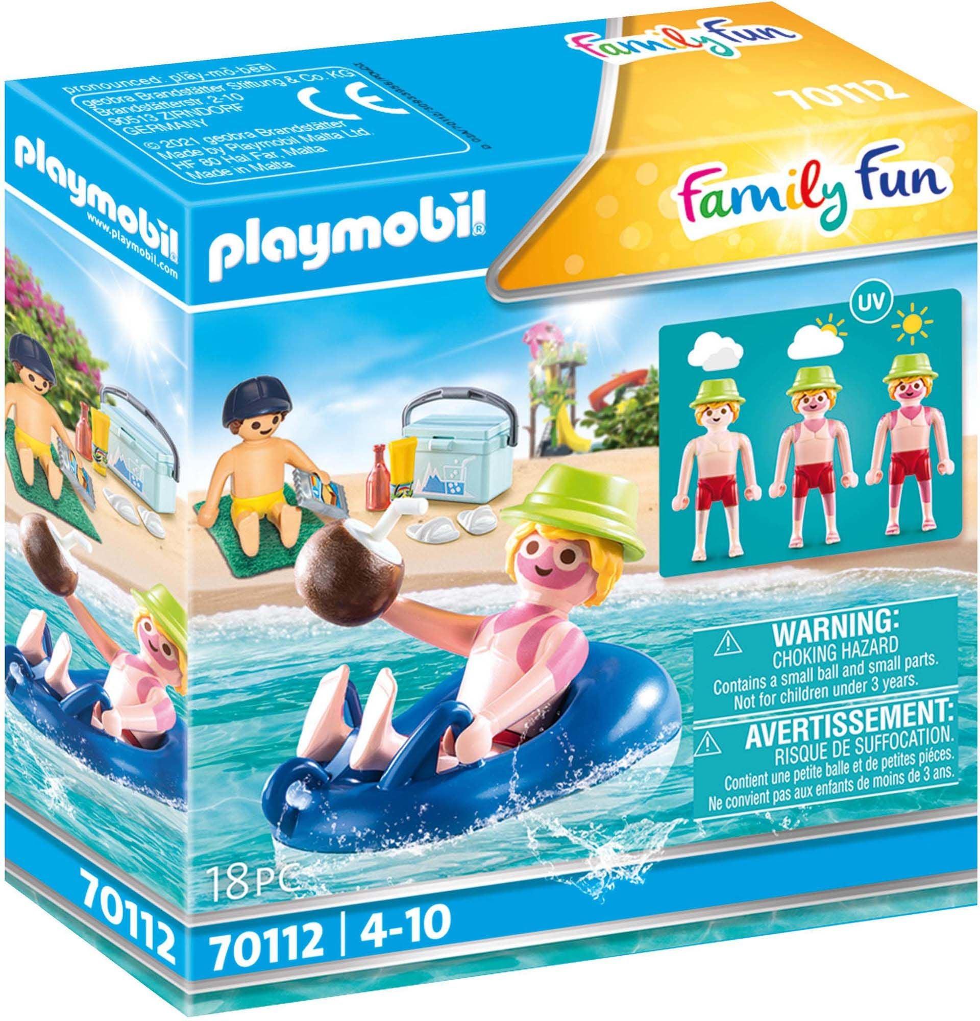 Playmobil 70112 Badegjest med badering