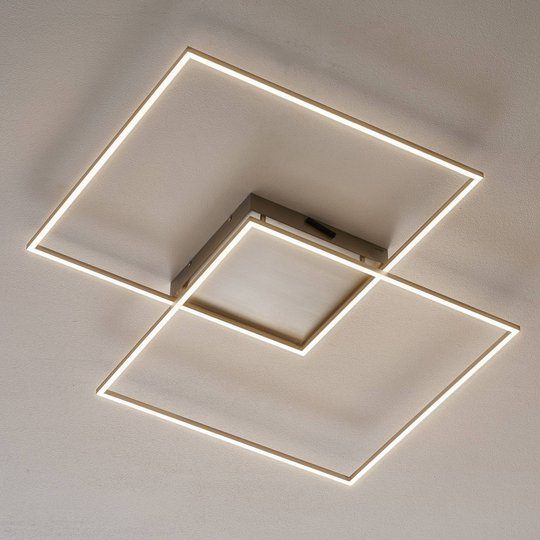 Inigo - LED-taklampe med fjernkontr. 90 cm