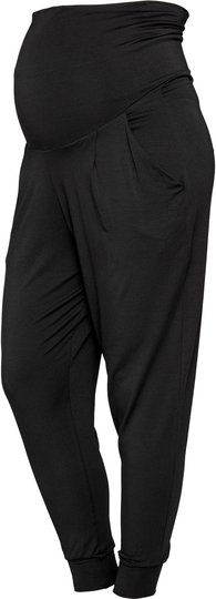 Boob Once On Never Off Easy Pants, Black XS