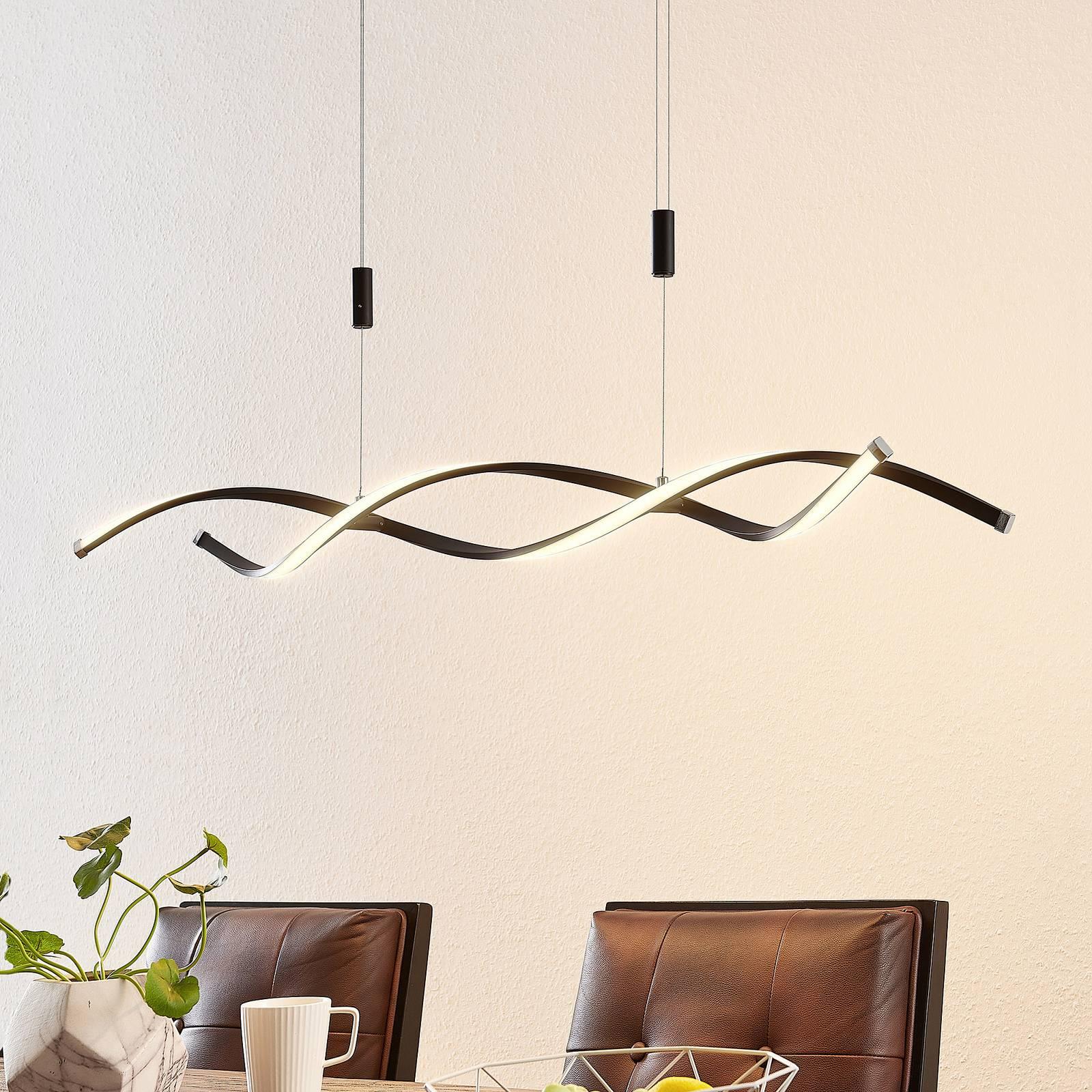 Lindby Welina -LED-riippuvalaisin