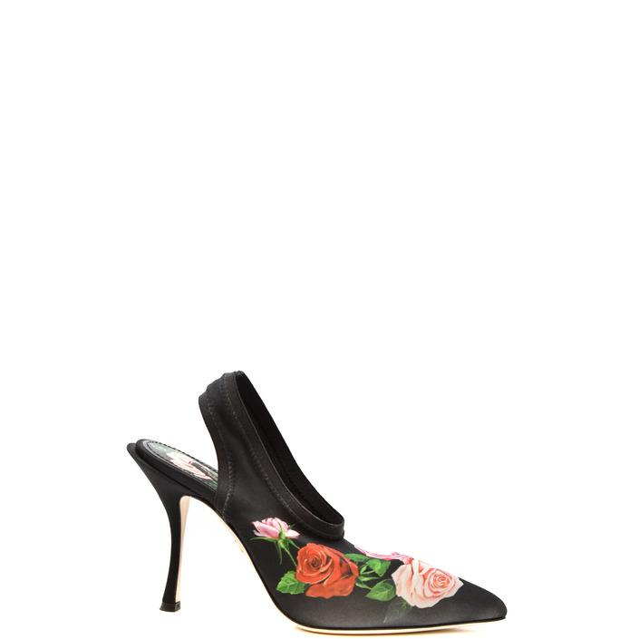 Dolce & Gabbana Women's Pumps Multicolor 319032 - multicolor 37.5