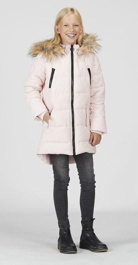 Svea Joyful Jakke, Pale Pink, 110