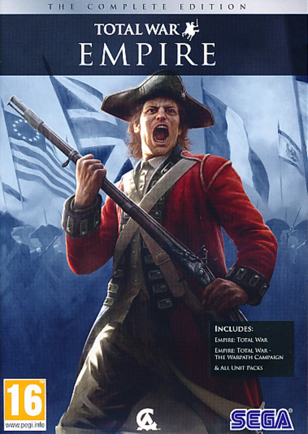 Empire Total War Complete Edition
