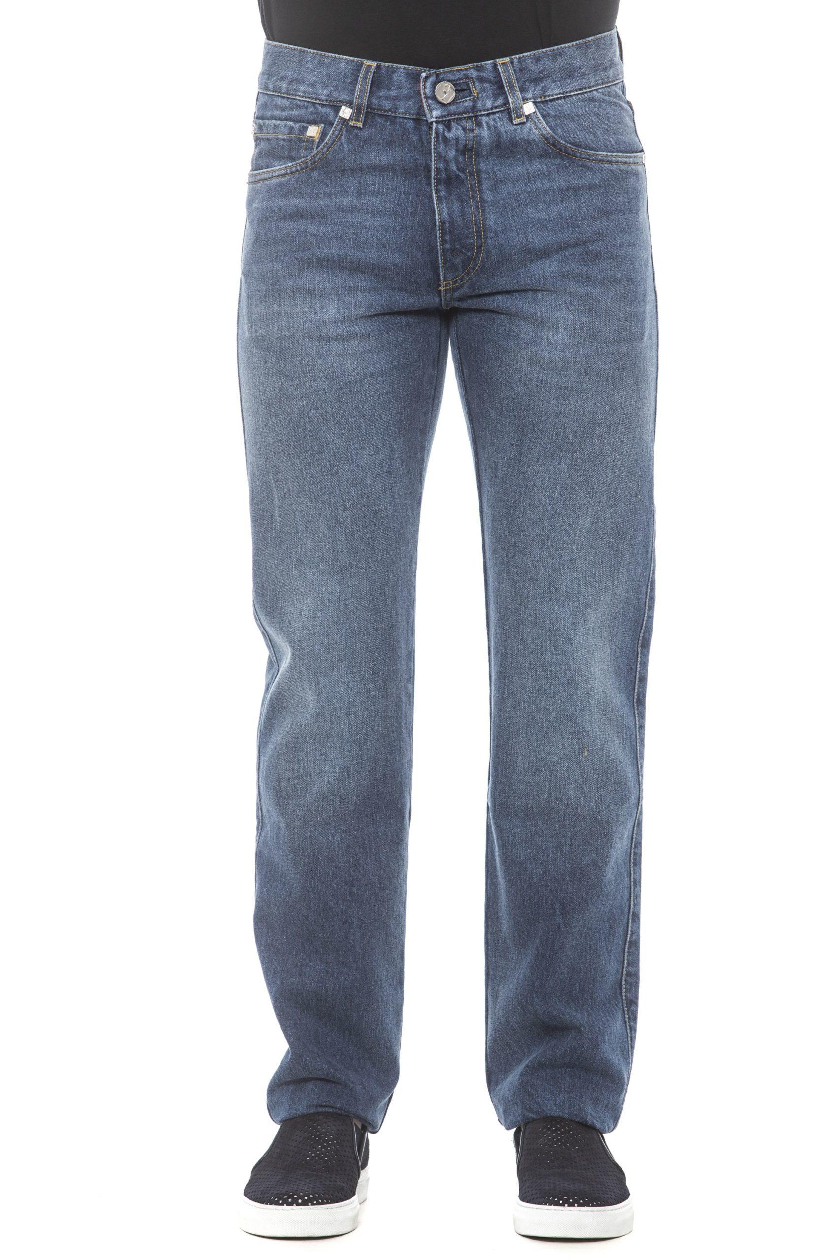 Billionaire Italian Couture Men's Jeans Blue BI1405215 - IT46 | S