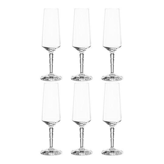 Leonardo - Spiritii Champagneglas 23 cl 6-pack