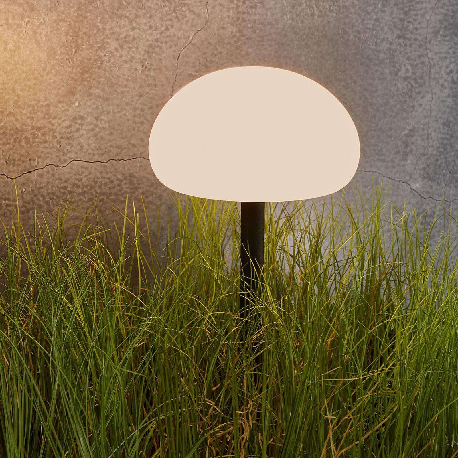 Sponge Spike -LED-maapiikkivalo, akkukäyttöinen