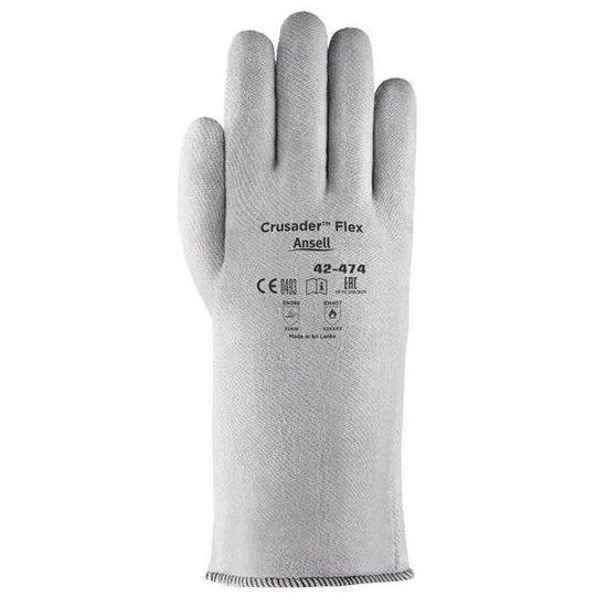 Ansell Crusader Flex 42-474 Lämpösuojakäsine Synteettinen, koko 10