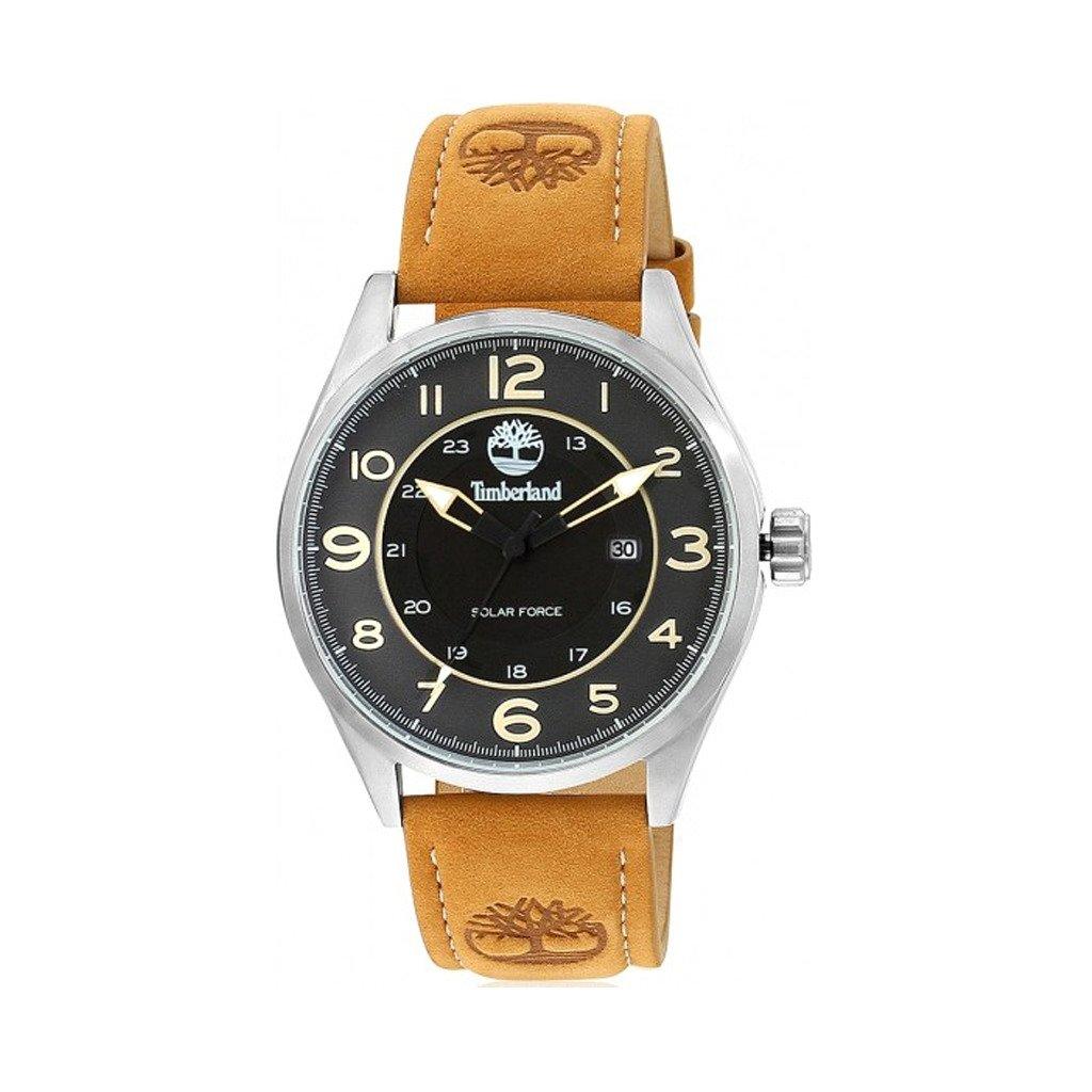 Timberland Men's Watch Brown 15254JSB - brown NOSIZE