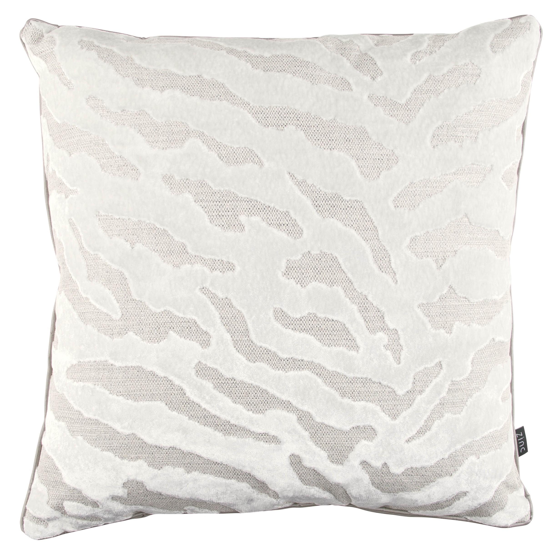 Zinc Romo I Bengal Cushion | Moonbeam