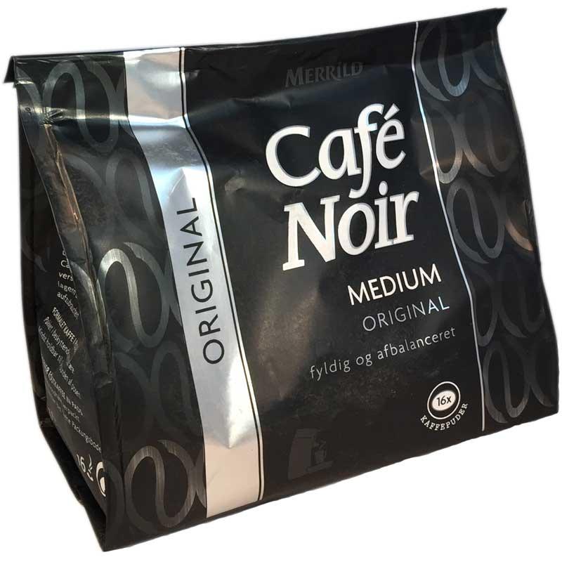 Kaffepads Merrild Cafe noir - 80% rabatt