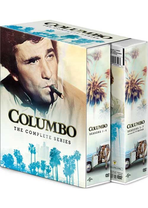 Columbo: The Complete Series (36-disc) - DVD