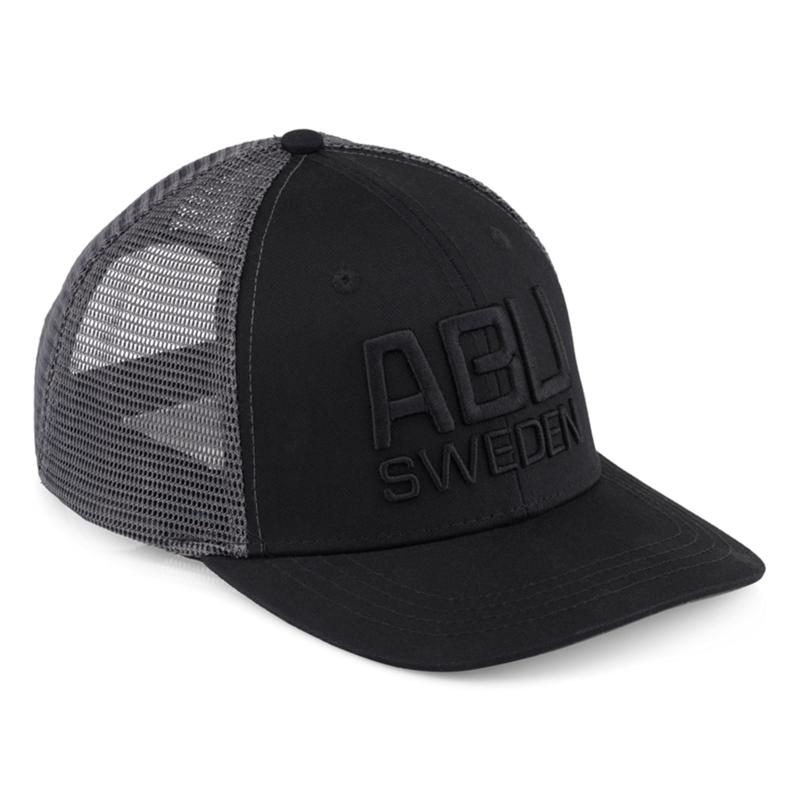 Abu 100 år Caps Black/Grey One size Jubileumsutgave