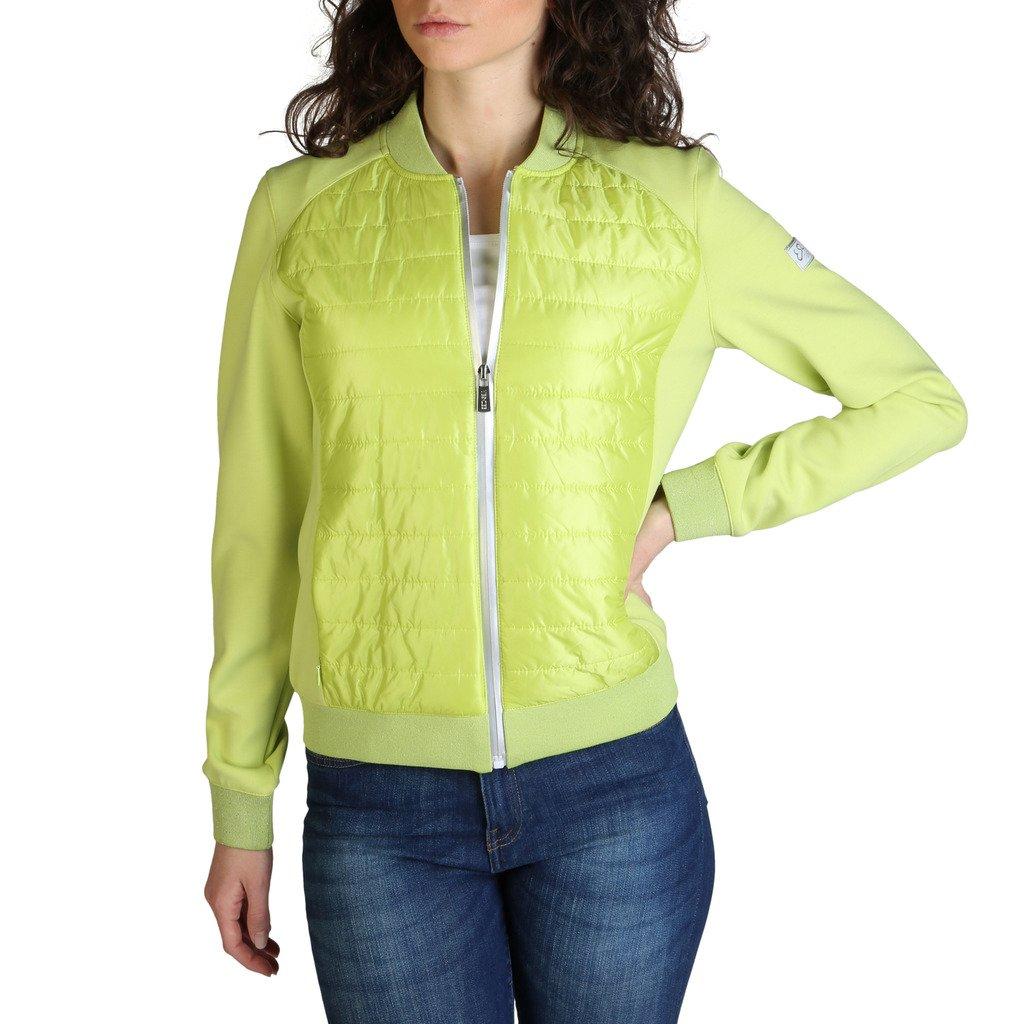 Yes Zee Women's Jacket Various Colours J434_AA00 - green XS