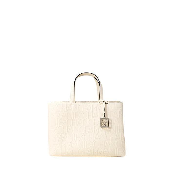 Armani Exchange Women's Handbag White 192698 - white UNICA
