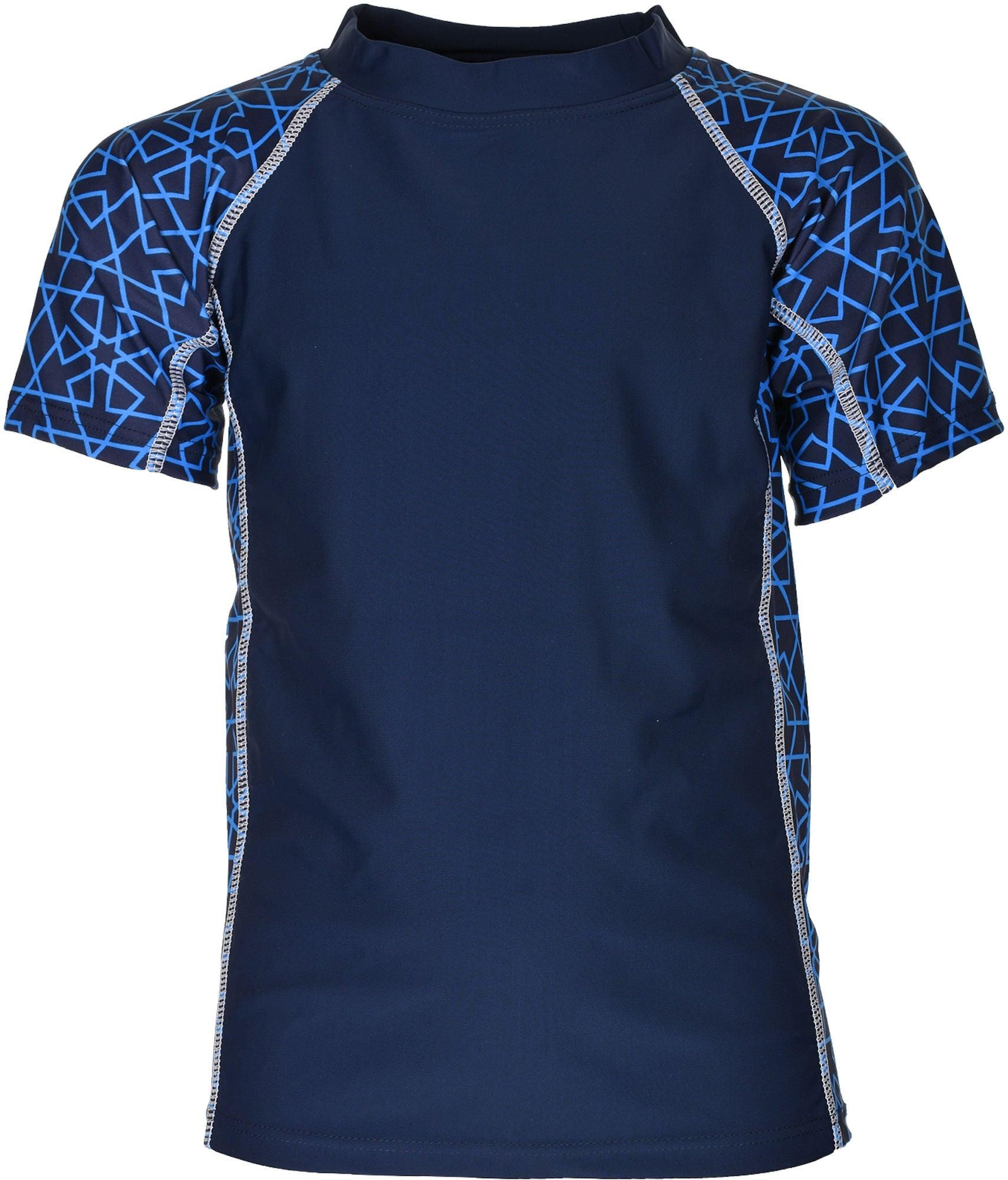 Lindberg Ocean UV-tröja, Navy 74-80