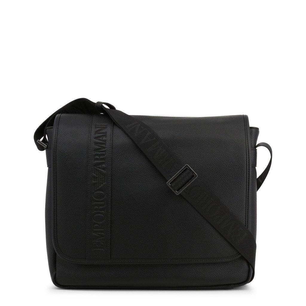Emporio Armani Men's Crossbody Bag Black Y4M173-YG89J - black NOSIZE
