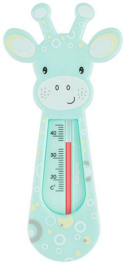 Babyono Badetermometer Sjiraff, Grønn