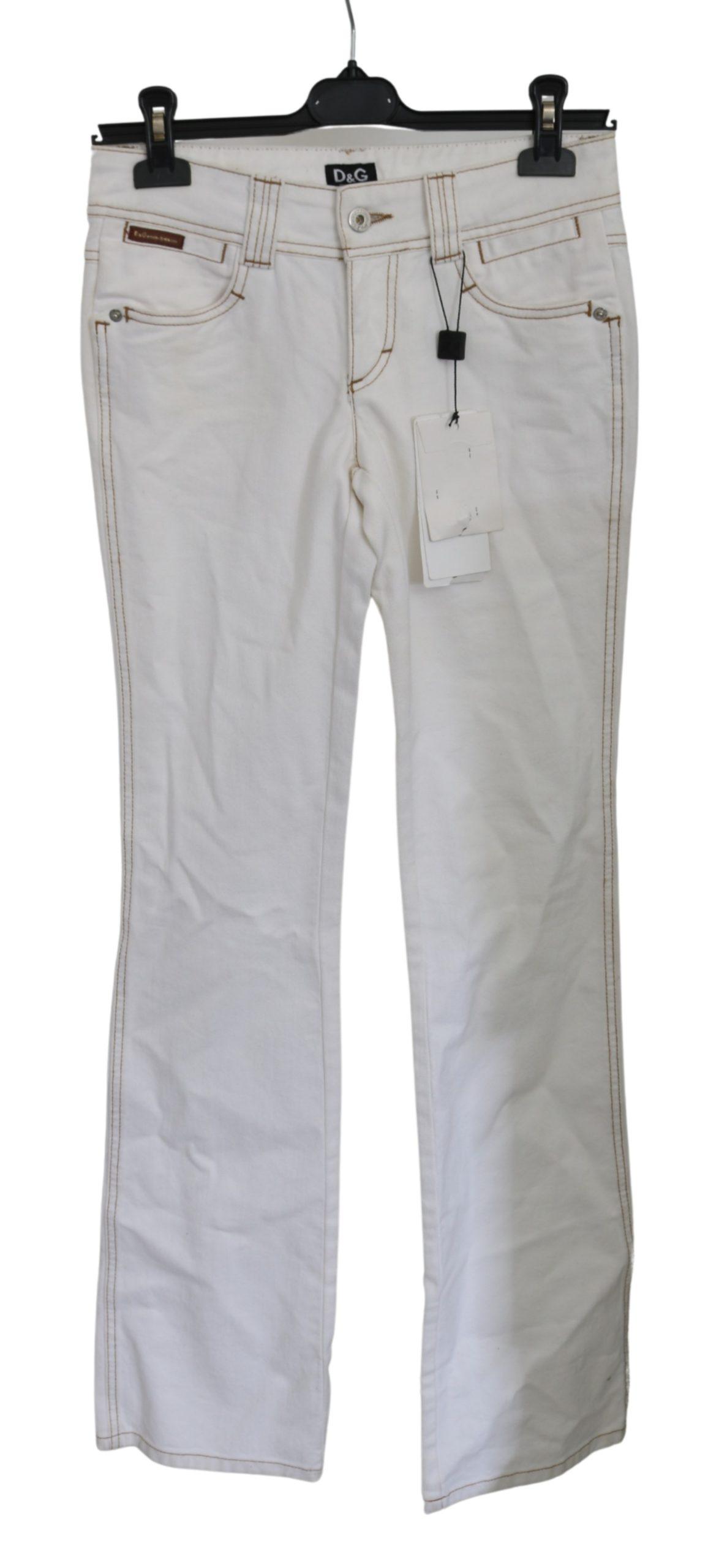 Dolce & Gabbana Women's Low Waist Cotton Jeans BYX1342 - W24
