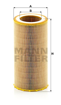 Ilmansuodatin MANN-FILTER C 10 050