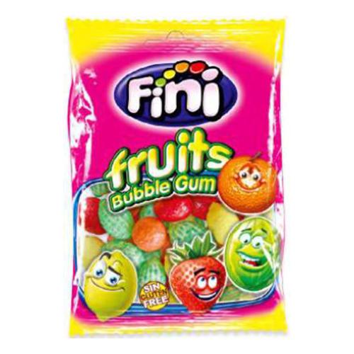 Fini Gum Fruktmix Påse - 80 gram