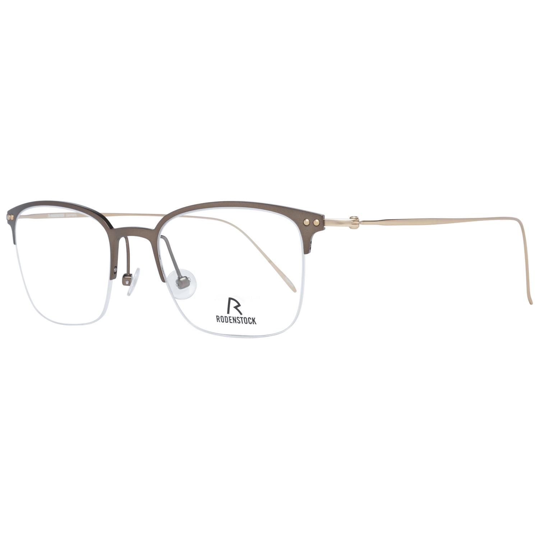 Rodenstock Men's Optical Frames Eyewear Brown R7086 48B