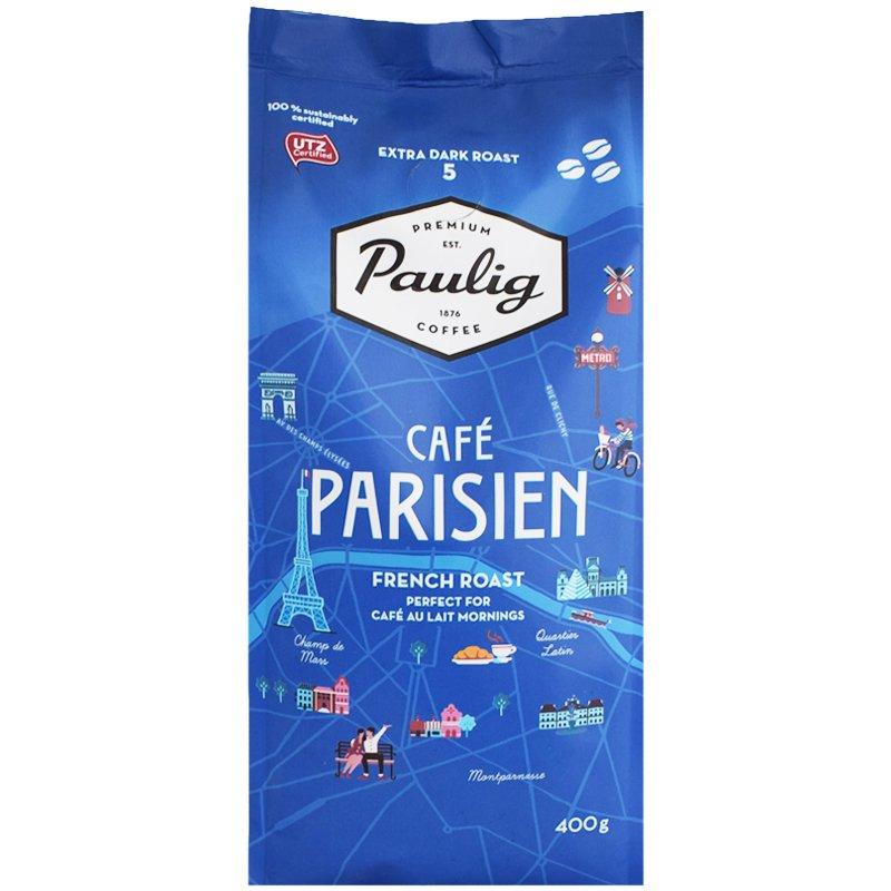 "Kahvipavut ""Parisien"" 400g - 40% alennus"