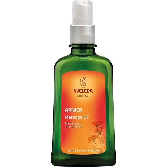 Weleda Arnica Massage Oil, 100 ml Weleda Seerumit & öljyt
