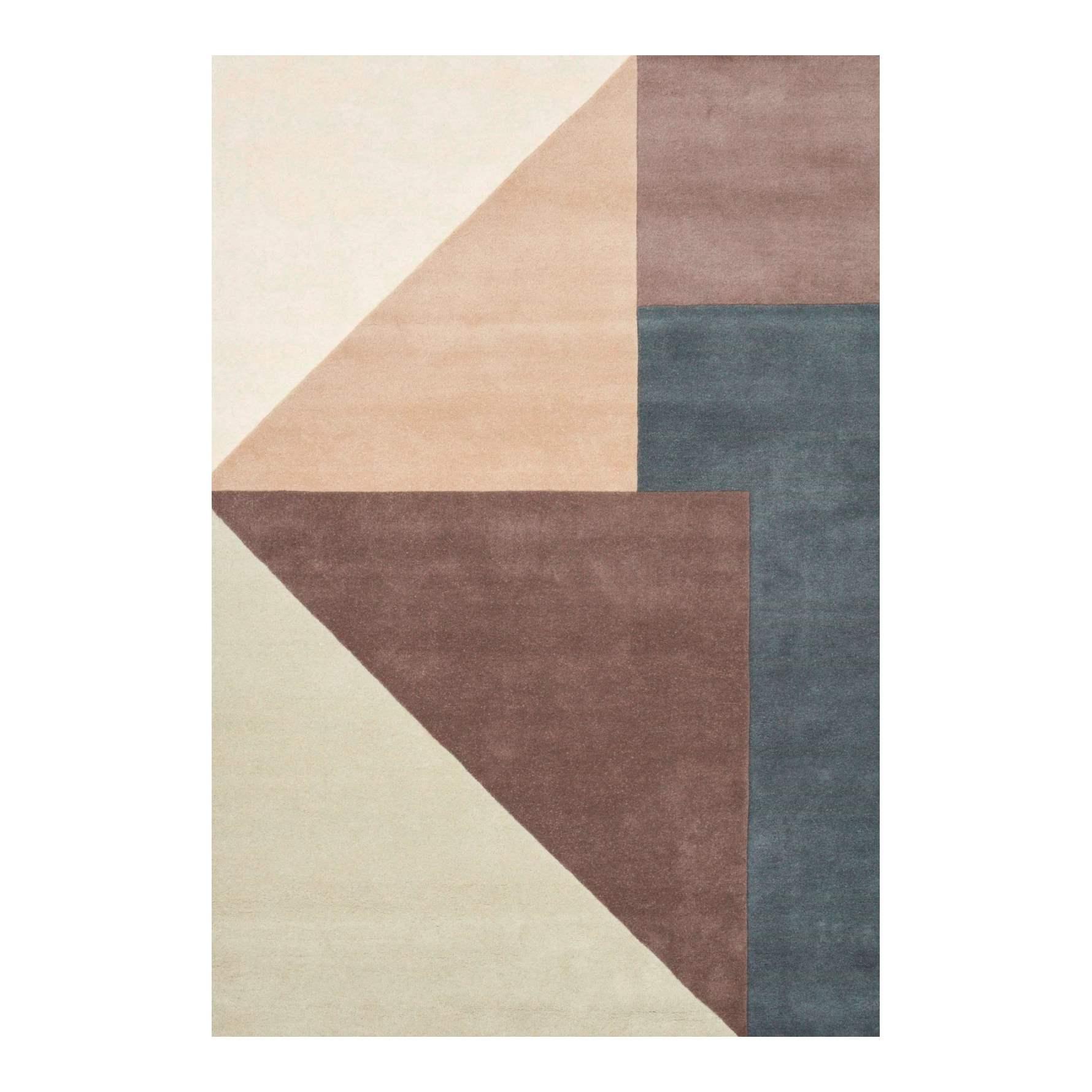Ullmatta ARGUTO 140 x 200 cm Mixed, Linie Design