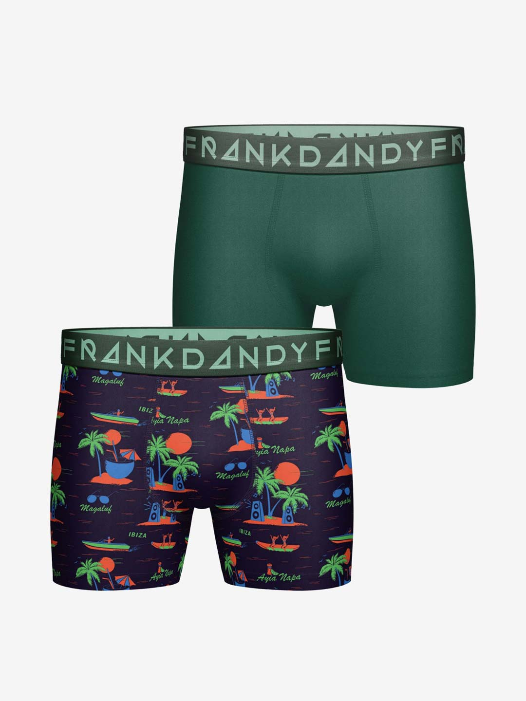 Frank Dandy 2-Pack Magaluf Boxer