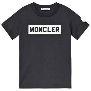 Moncler Logo T-shirt Svart 8 years