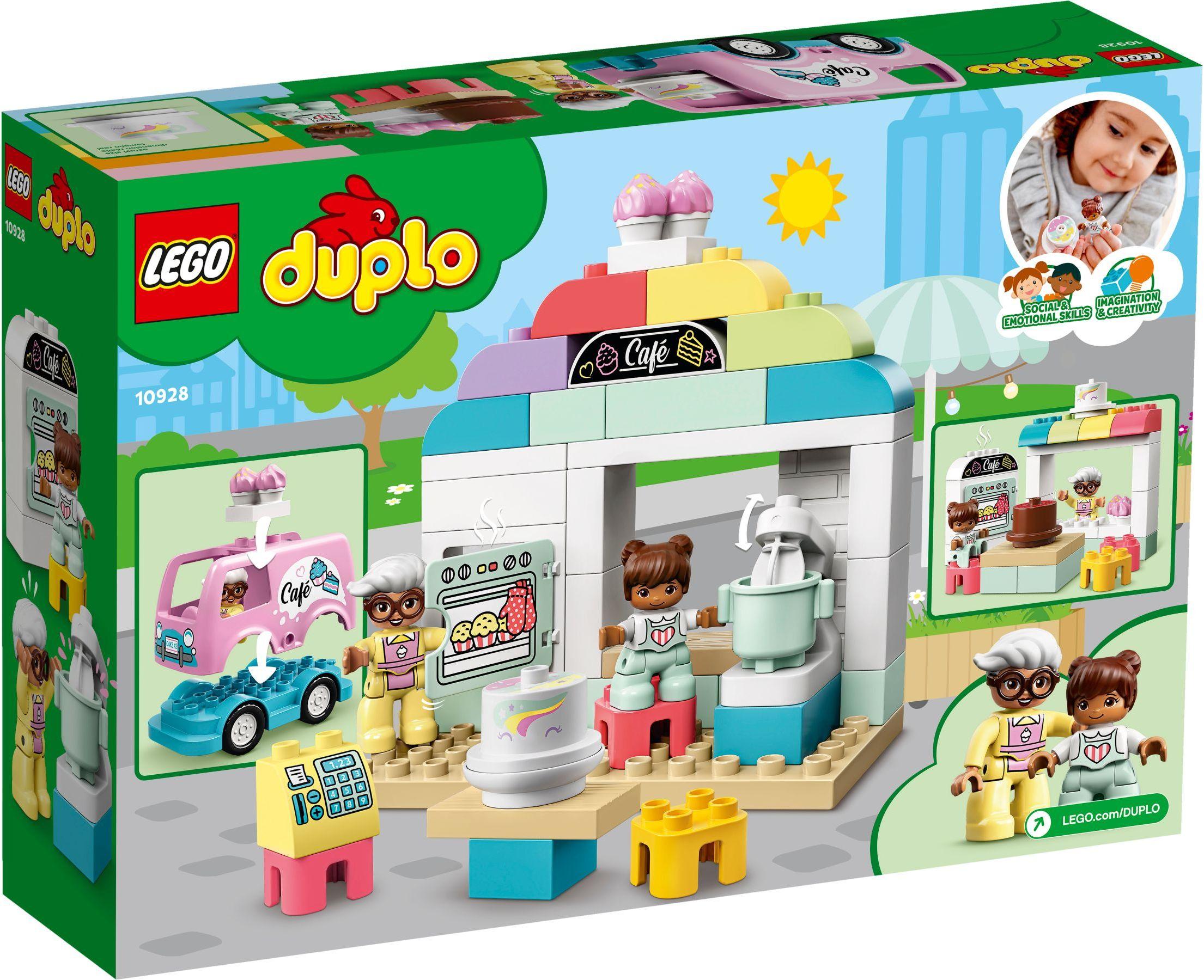 LEGO DUPLO - Bakery (10928)