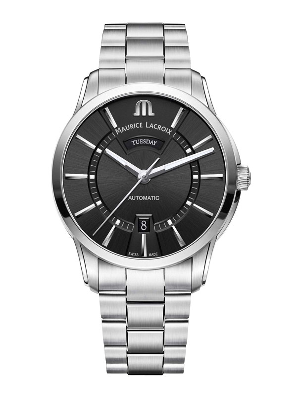 Maurice Lacroix Pontos Automatic Day Date 41mm PT6358-SS002-330-1