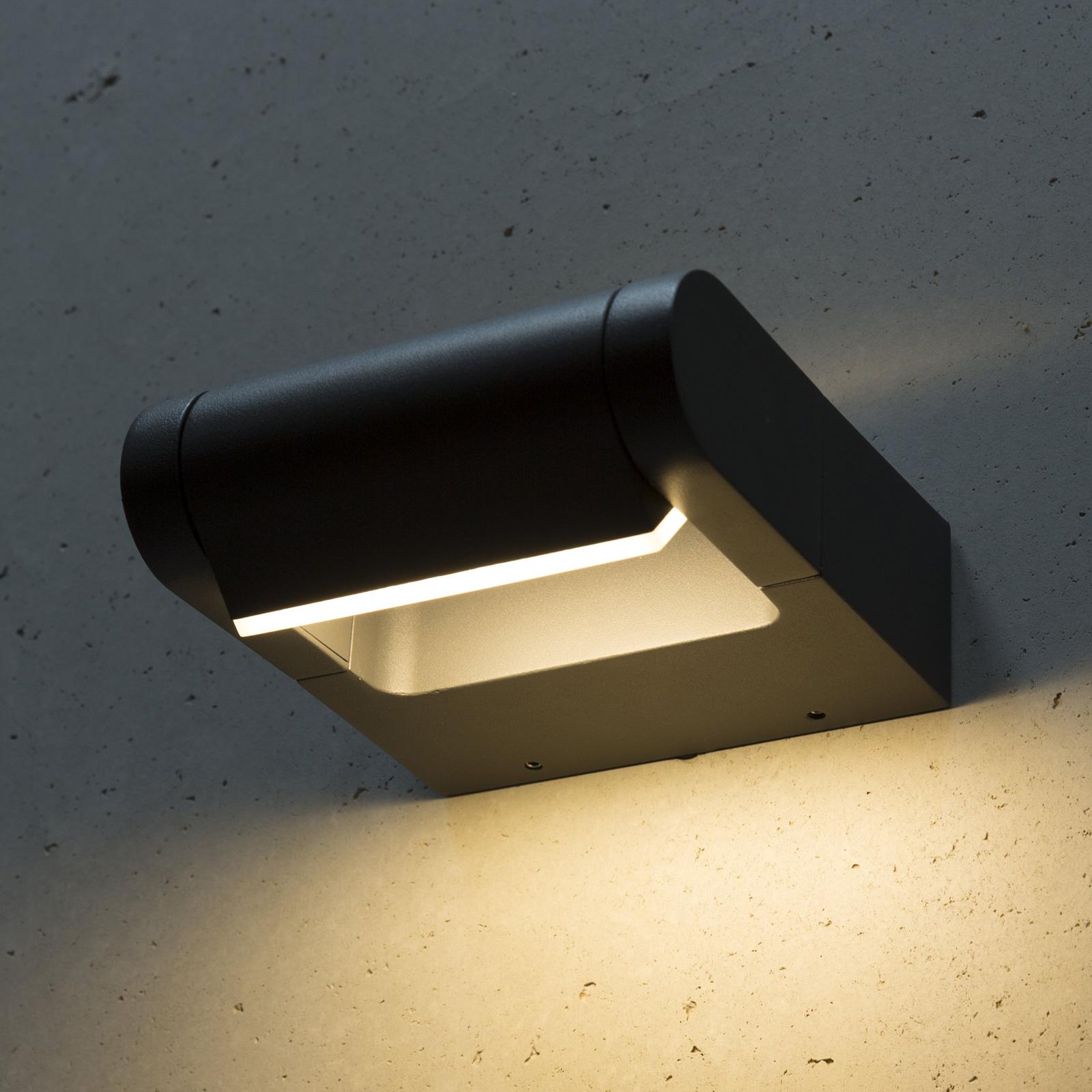 LED-ulkoseinälamppu Estilo, IP54