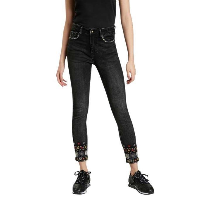 Desigual - Desigual Women Jeans - black 34