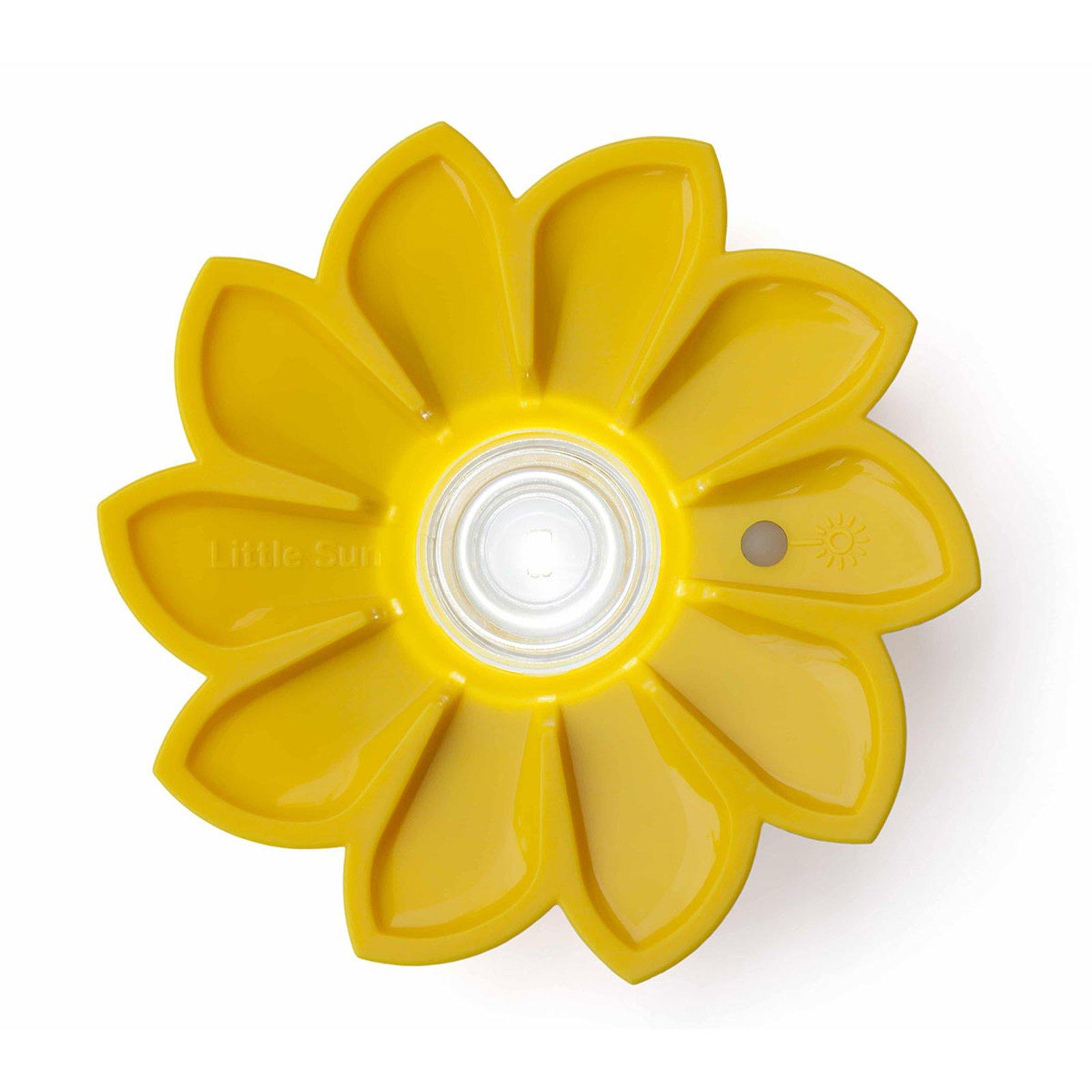 Little Sun Original LED-solcellelampe i sol-form