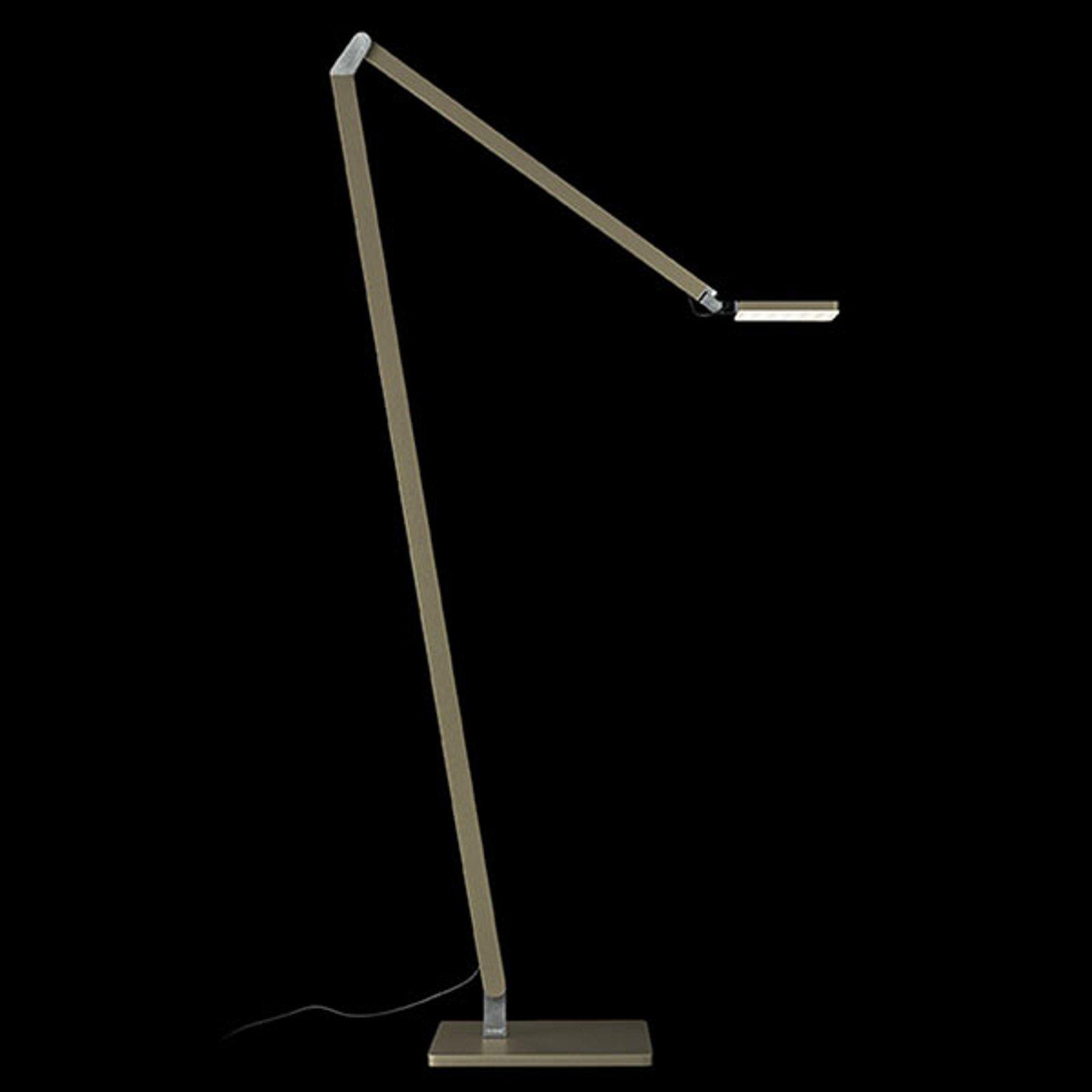 Nimbus Roxxane Home New LED-leselampe 927 bronse