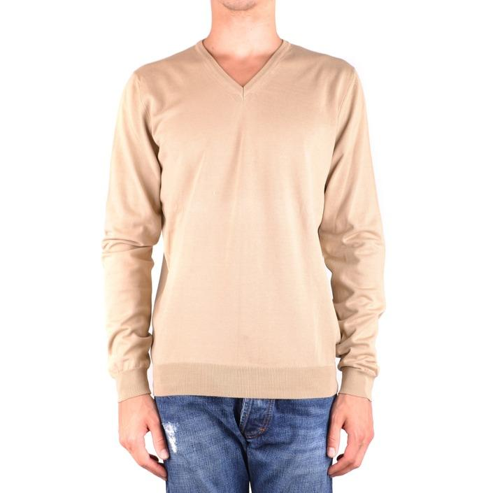 Dondup Men's Sweater Beige 163127 - beige L