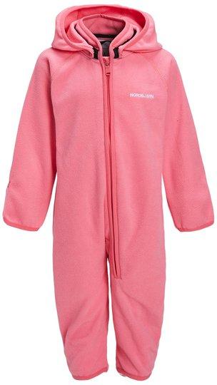 Nordbjørn Loviken Microfleece Dress, Pink Lemonade 56