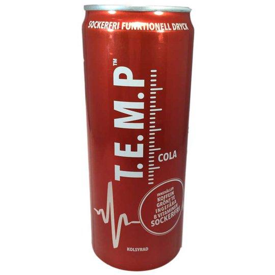 Funktionsdryck Cola - 66% rabatt
